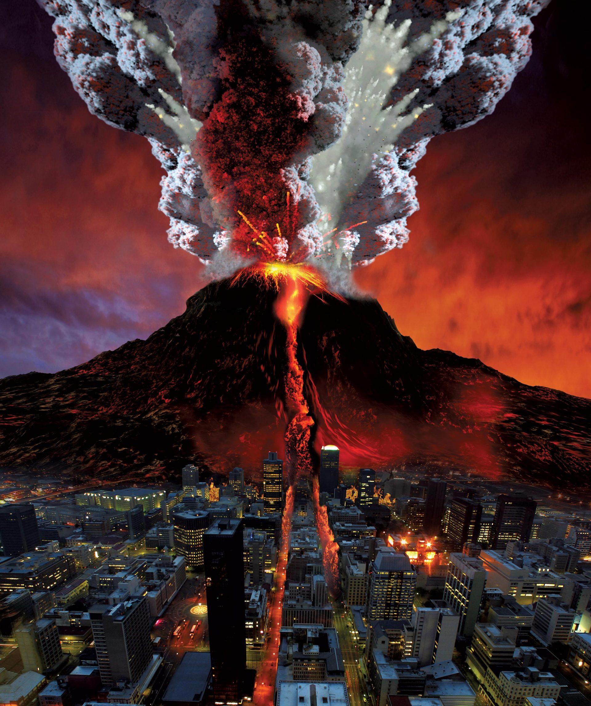 Supervulkaner – dødeligere enn en asteroidekollisjon
