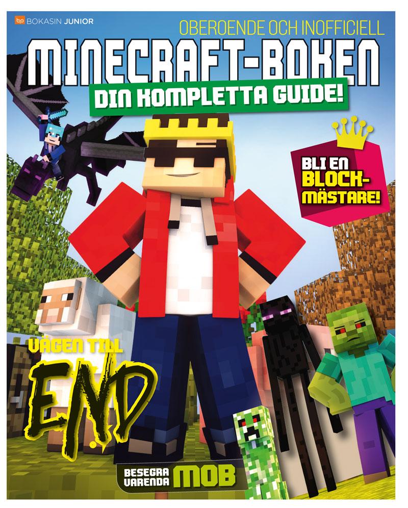Minecraft-boken: Din kompletta guide!