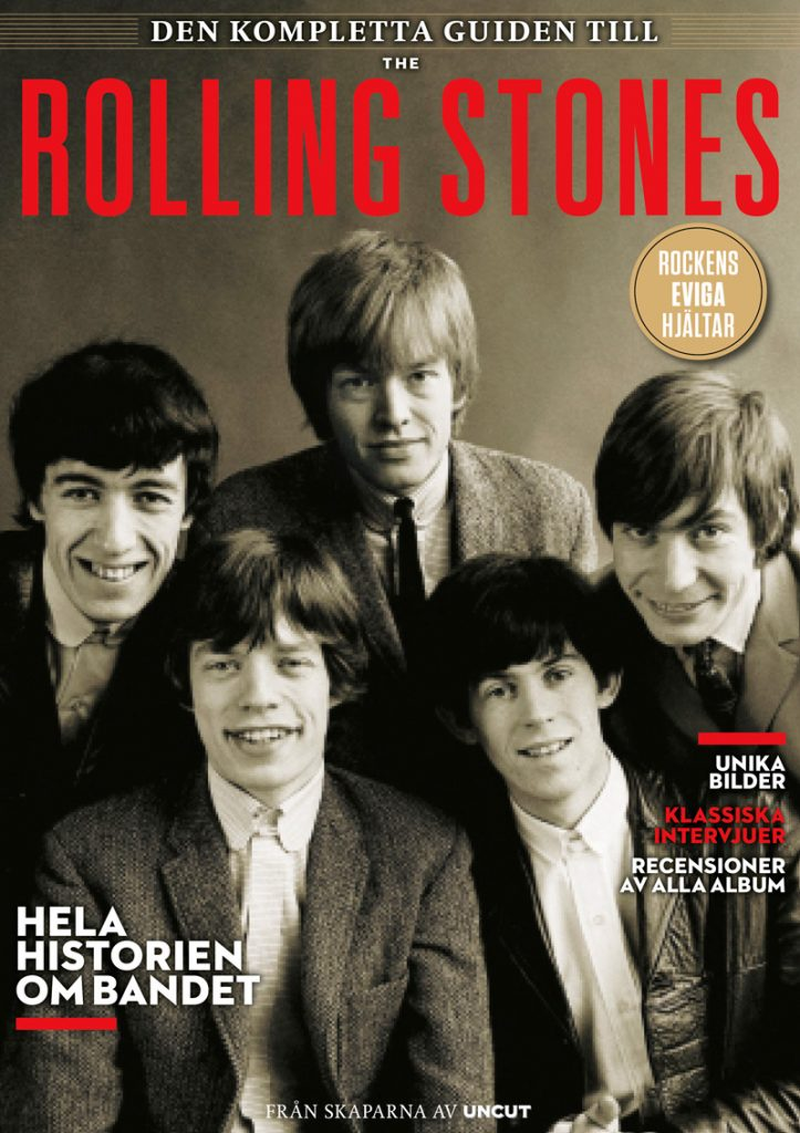 Uncut: The Rolling Stones – Den ultimata guiden