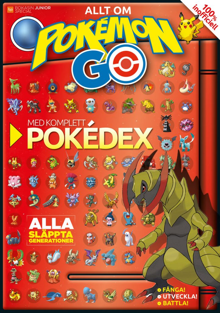 Allt om Pokémon Go