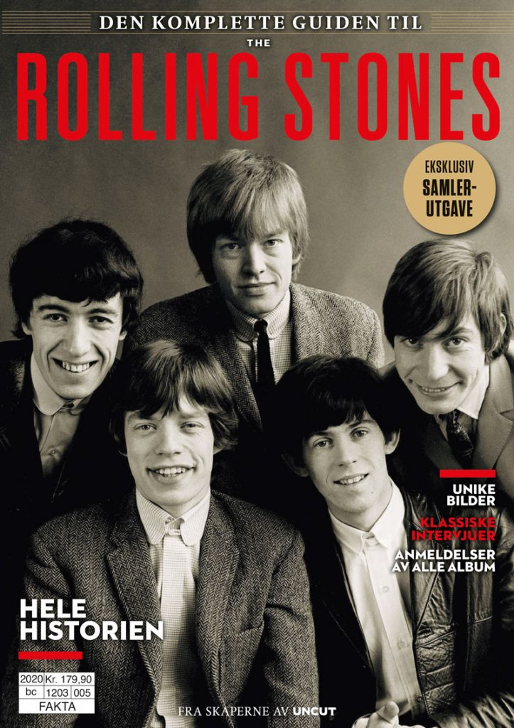 Uncut: The Rolling Stones – Den ultimate guiden