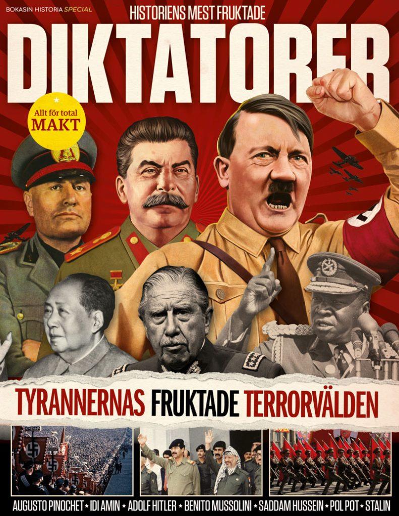 Historiens mest fruktade diktatorer