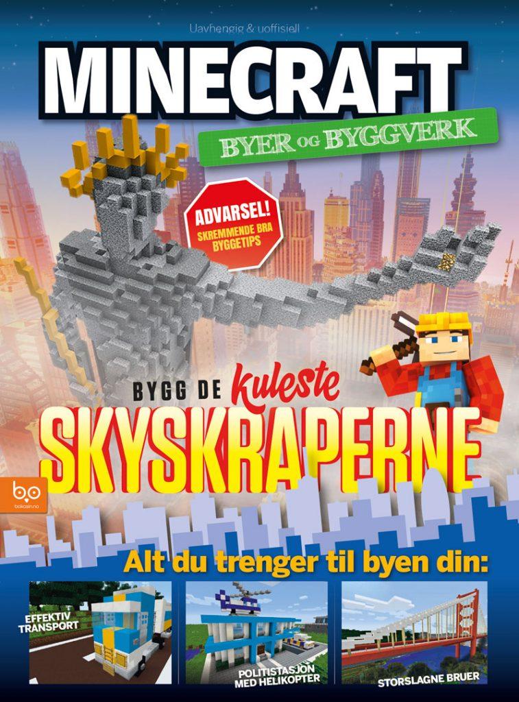 Minecraft byer og byggverk
