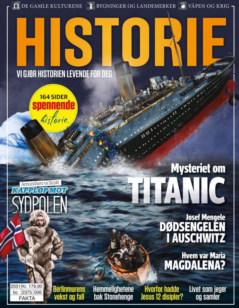 Ny vitenskap – Historie vol. 5