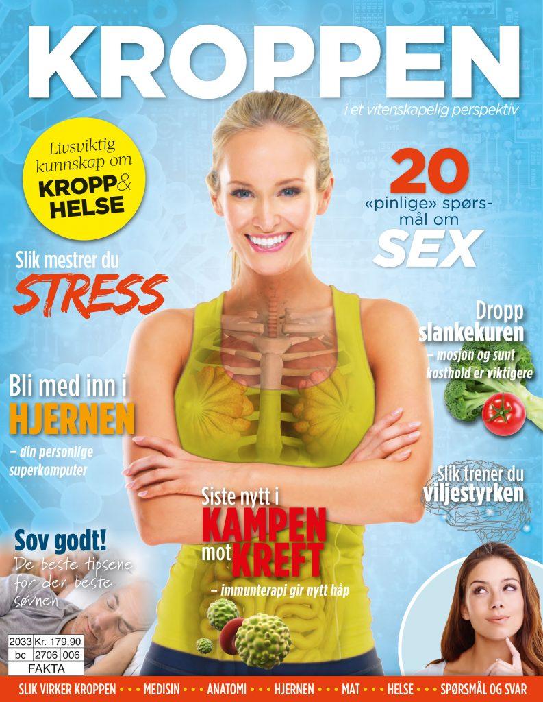 Ny vitenskap – Kroppen vol. 4