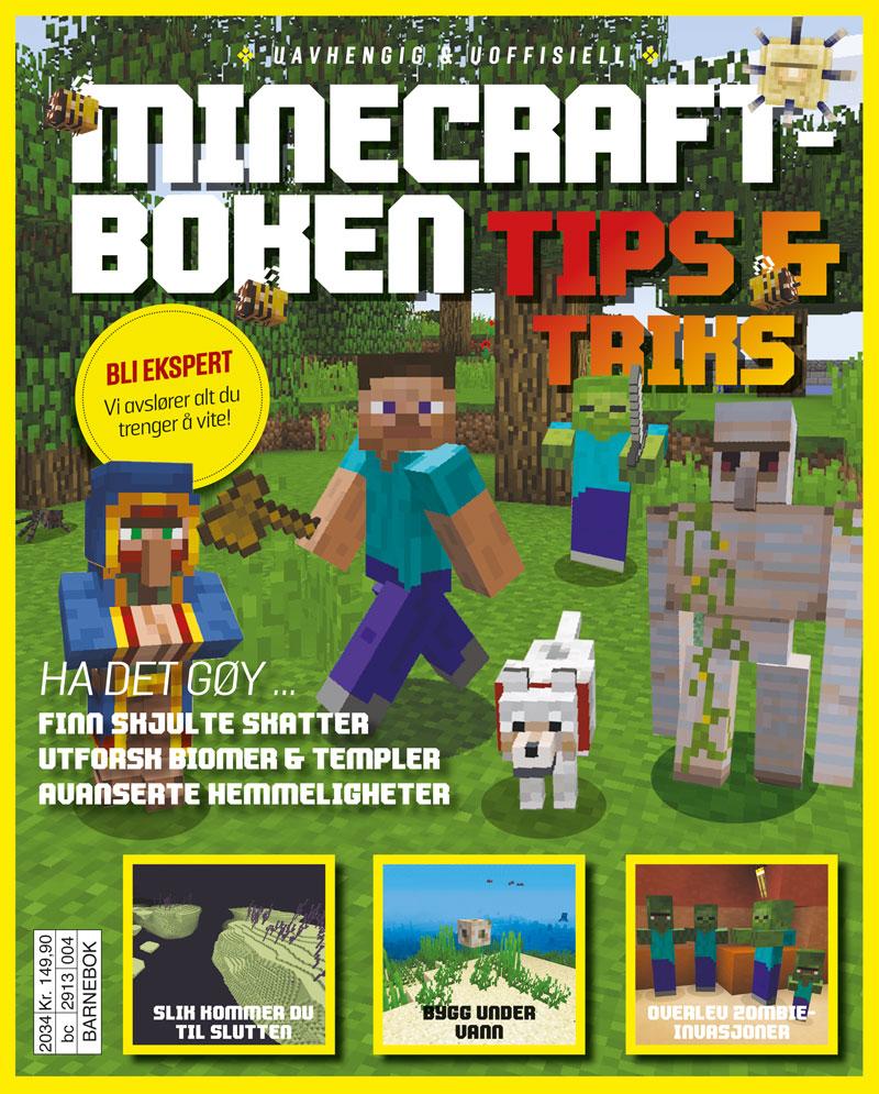 Minecraft-boken Tips & Triks 6