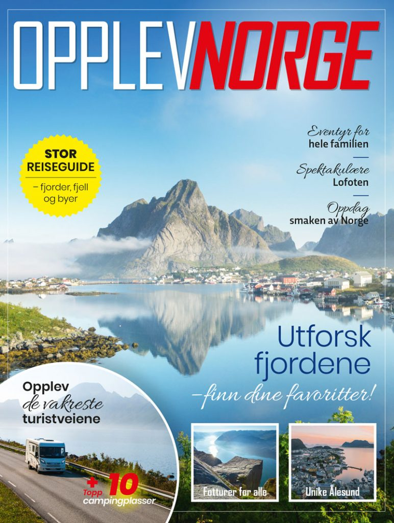 Opplev Norge i sommer