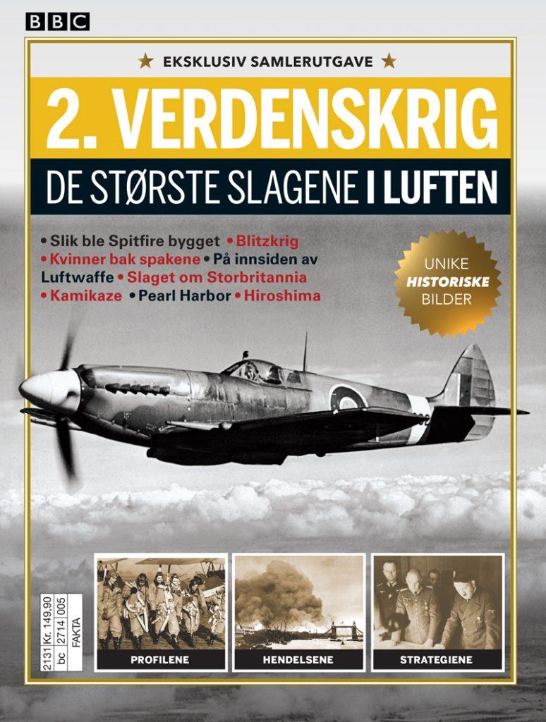 2. verdenskrig – De største slagene i luften